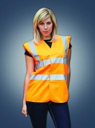Sicherheitsweste standard orange