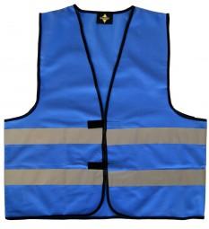 Kinderfunktionsweste standard blau