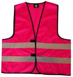 Kinderfunktionsweste standard magenta (pink)