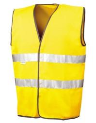 Sicherheitsweste Reflektionsmaterial von 3M™ Scotchlite™ gelb