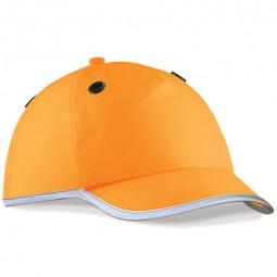 Bump Cap orange